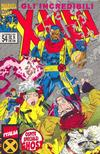 Cover for Gli Incredibili X-Men (Marvel Italia, 1994 series) #54