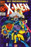 Cover for Gli Incredibili X-Men (Marvel Italia, 1994 series) #62