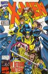 Cover for Gli Incredibili X-Men (Marvel Italia, 1994 series) #63