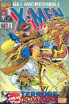 Cover for Gli Incredibili X-Men (Marvel Italia, 1994 series) #68