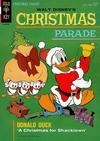 Cover for Walt Disney's Christmas Parade (Western, 1963 series) #2