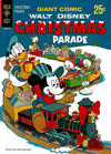 Cover for Walt Disney's Christmas Parade (Western, 1963 series) #5