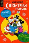 Cover for Walt Disney's Christmas Parade (Western, 1963 series) #9