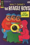 Cover Thumbnail for Walt Disney The Beagle Boys (1964 series) #16 [Gold Key]