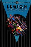 Cover for The Legion of Super-Heroes Archives (DC, 1991 series) #7