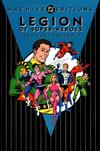 Cover for The Legion of Super-Heroes Archives (DC, 1991 series) #9