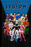 Cover for The Legion of Super-Heroes Archives (DC, 1991 series) #10