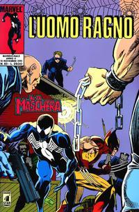 Cover Thumbnail for L'Uomo Ragno (Edizioni Star Comics, 1987 series) #83