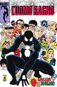 Cover Thumbnail for L'Uomo Ragno (Edizioni Star Comics, 1987 series) #84