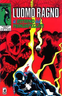 Cover Thumbnail for L'Uomo Ragno (Edizioni Star Comics, 1987 series) #88