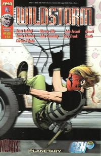 Cover Thumbnail for Wildstorm (Magic Press, 2000 series) #3