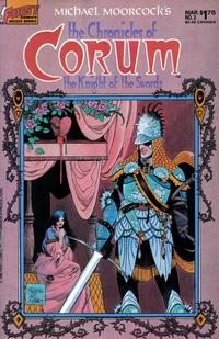 Cover Thumbnail for The Chronicles of Corum (First, 1987 series) #2