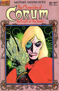 Cover Thumbnail for The Chronicles of Corum (First, 1987 series) #3