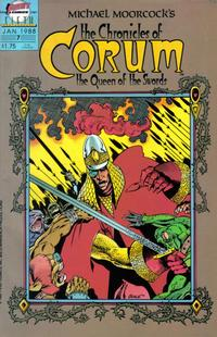 Cover Thumbnail for The Chronicles of Corum (First, 1987 series) #7