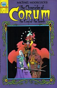 Cover Thumbnail for The Chronicles of Corum (First, 1987 series) #11