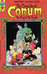Cover Thumbnail for The Chronicles of Corum (First, 1987 series) #12