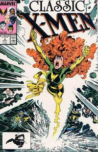 Cover Thumbnail for Classic X-Men (Marvel, 1986 series) #9 [Direct Edition]