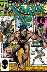 Cover Thumbnail for Classic X-Men (Marvel, 1986 series) #17 [Direct]