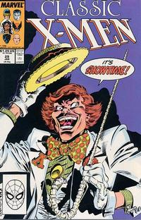 Cover Thumbnail for Classic X-Men (Marvel, 1986 series) #29 [Direct Edition]