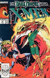 Cover Thumbnail for Classic X-Men (Marvel, 1986 series) #37 [Direct Edition]