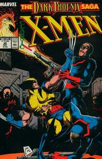 Cover Thumbnail for Classic X-Men (Marvel, 1986 series) #39 [Direct]