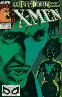 Cover Thumbnail for Classic X-Men (Marvel, 1986 series) #40 [Direct Edition]
