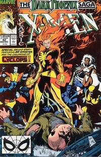 Cover Thumbnail for Classic X-Men (Marvel, 1986 series) #42 [Direct Edition]