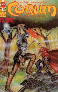Cover Thumbnail for Corum: The Bull and the Spear (First, 1989 series) #3