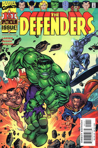 Cover Thumbnail for Defenders (Marvel, 2001 series) #1