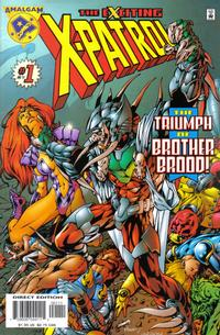 Cover Thumbnail for Exciting X-Patrol (Marvel, 1997 series) #1