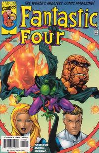 Cover Thumbnail for Fantastic Four (Marvel, 1998 series) #35 [Regular Direct Edition]