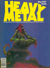Cover Thumbnail for Heavy Metal Magazine (Heavy Metal, 1977 series) #[2]