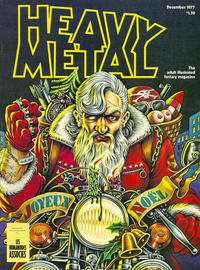 Cover Thumbnail for Heavy Metal Magazine (HM Communications, Inc., 1977 series) #v1#9