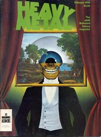 Cover for Heavy Metal Magazine (Heavy Metal, 1977 series) #v3#10 [Direct Sales]