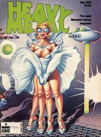 Cover Thumbnail for Heavy Metal Magazine (Heavy Metal, 1977 series) #v4#2 [Direct]