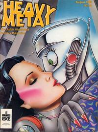 Cover for Heavy Metal Magazine (Heavy Metal, 1977 series) #v4#5 [Direct Sales]