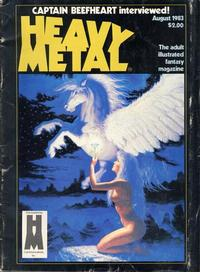 Cover Thumbnail for Heavy Metal Magazine (HM Communications, Inc., 1977 series) #v7#5