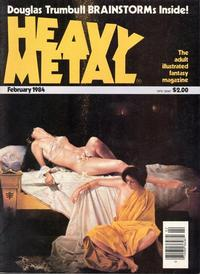 Cover Thumbnail for Heavy Metal Magazine (HM Communications, Inc., 1977 series) #v7#11