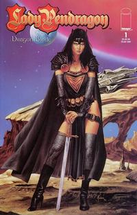 Cover Thumbnail for Lady Pendragon (Image, 1999 series) #1 [Jusko Cover]