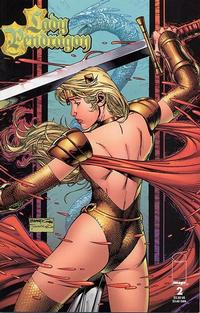 Cover Thumbnail for Lady Pendragon (Image, 1999 series) #2