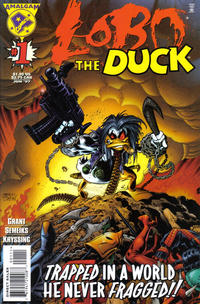 Cover Thumbnail for Lobo the Duck (DC, 1997 series) #1