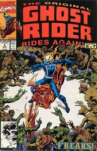 Cover Thumbnail for The Original Ghost Rider Rides Again (Marvel, 1991 series) #2
