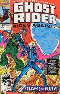 Cover Thumbnail for The Original Ghost Rider Rides Again (Marvel, 1991 series) #3