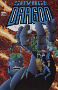 Cover Thumbnail for Savage Dragon (Image, 1993 series) #42