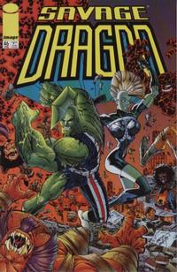 Cover Thumbnail for Savage Dragon (Image, 1993 series) #46