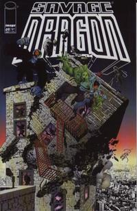 Cover Thumbnail for Savage Dragon (Image, 1993 series) #49
