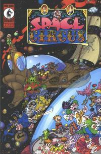 Cover Thumbnail for Space Circus (Dark Horse, 2000 series) #2