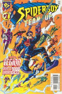 Cover Thumbnail for Spider-Boy Team-Up (DC / Marvel, 1997 series) #1