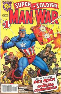 Cover Thumbnail for Super Soldier: Man of War (DC, 1997 series) #1