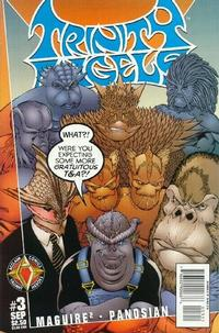 Cover for Trinity Angels (Acclaim / Valiant, 1997 series) #3